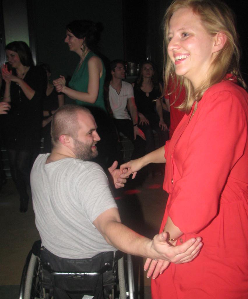 """""""Bo ja tańczyć chcę!"""""""