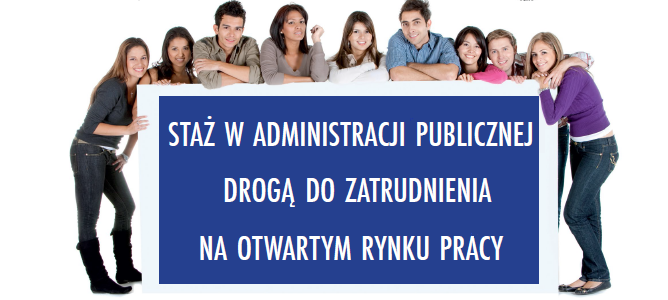 Ikona wpisu Staż w Administracji