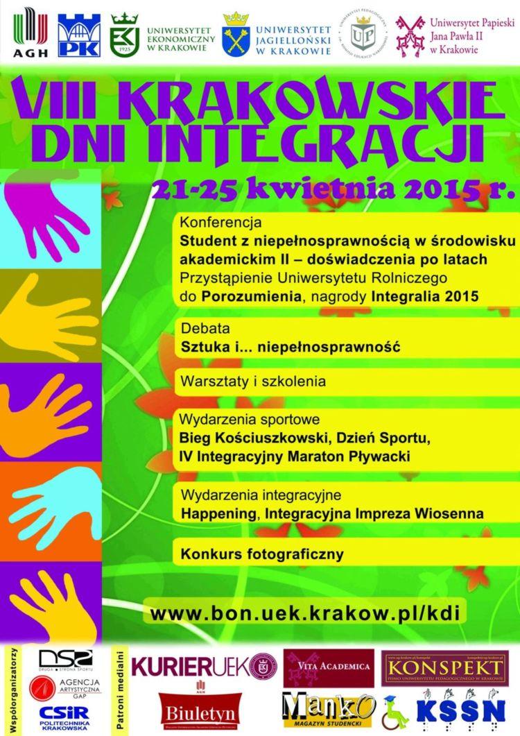 Plakat VIII KDI (bm)